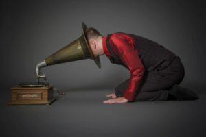 Grammophon-Lesungen